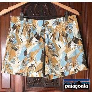 Patagonia Feather Organic Cotton Shorts